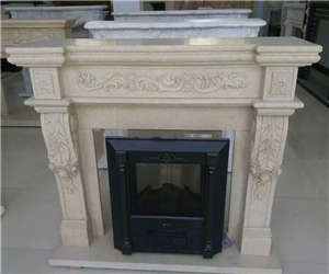 fireplace carving manufacturer