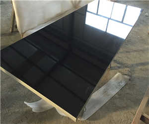 Black Granite Slabs Tiles